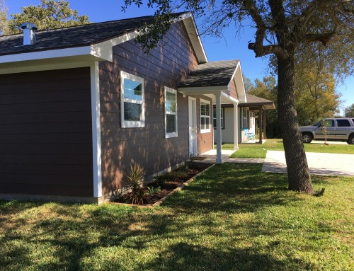 City of Bryan Community Development works to make Habitat home even more affordable