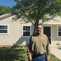 Meet Victor Gonzalez, our first homeowner