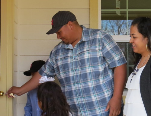 Rodriguez-Chavez Family Home Dedication