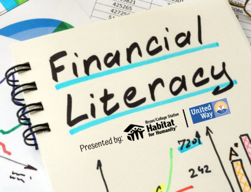 Financial Literacy Workshop Series