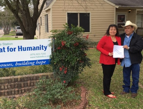 Mission Accomplished: Ortiz family makes last mortgage payment